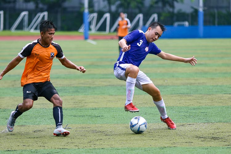 SAJC edge past TMJC on penalties to book spot in National A Division Football Finals. (Photo 14 © Clara Lau/REDintern)