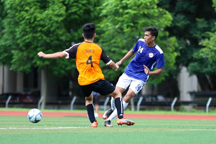 SAJC edge past TMJC on penalties to book spot in National A Division Football Finals. (Photo 15 © Clara Lau/REDintern)