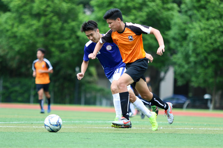 SAJC edge past TMJC on penalties to book spot in National A Division Football Finals. (Photo 16 © Clara Lau/REDintern)