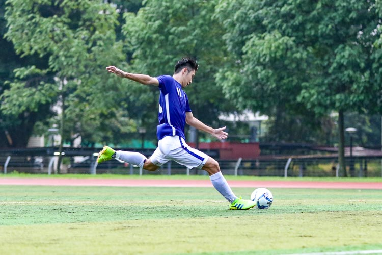 SAJC edge past TMJC on penalties to book spot in National A Division Football Finals. (Photo 18 © Clara Lau/REDintern)