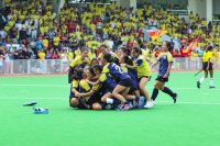 EJC edges VJC 1-0 on penalties to win National Schools A Division Girls' Hockey Championship and end VJC's 16-year title-winning streak. (Photo 17 © Clara Lau/REDintern)