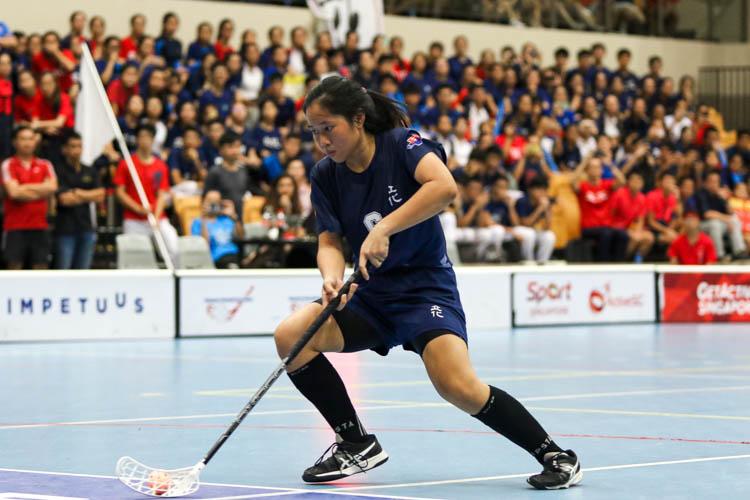 Heng Ying Ying (RV #6) taking her penalty shot. (Photo 18 © Clara Lau/REDintern)