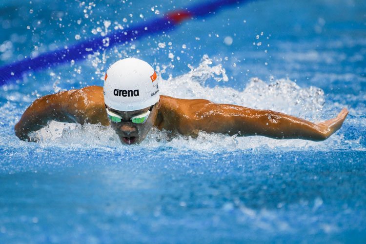 Randall Neo came in eighth in the Men's 100m Butterfly event with a time of 57.03s  at the 15th SNSC 2019 competitions. Earlier in the day he broke the under-14 national record with a qualifying time of 56.73s, breaking the 2013 record set by Dylan Koo of 57.15s.
