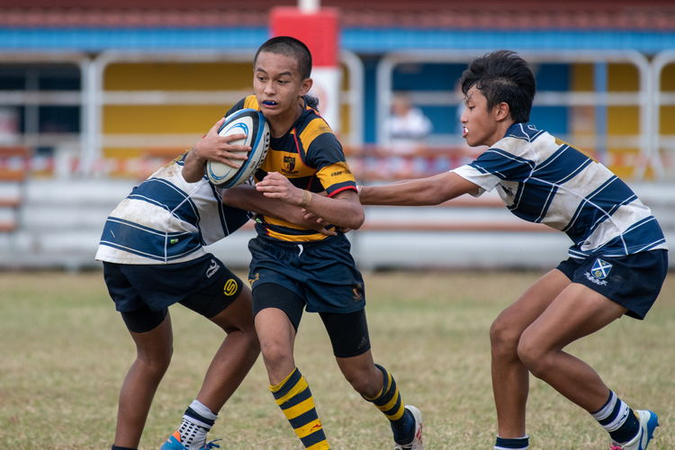 ACS(I) defeated SASS 19-7. to claim their third title in four years. (Photo X © Jared Khoo/Red Sports)