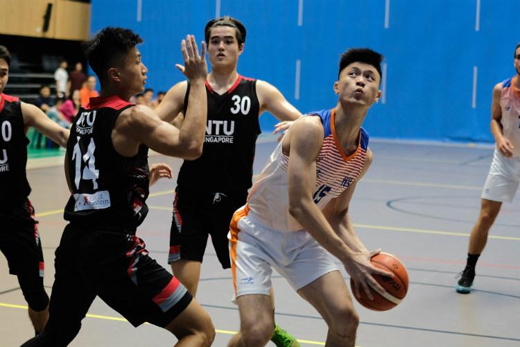 nanyang technological university singapore national games