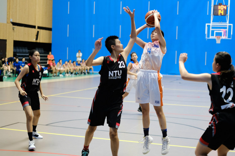 nanyang technological university singapore national games