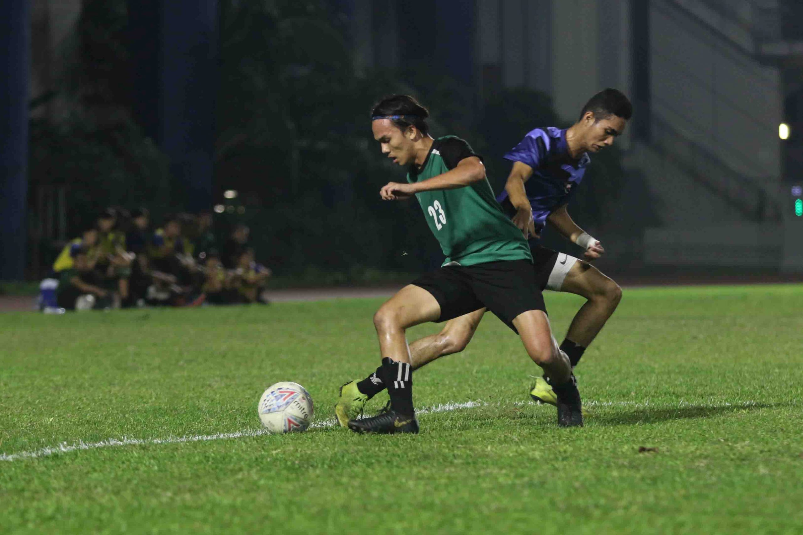 ITE earns hard fought 2-0 win over RP in POL-ITE fixture. (Photo 9 © Clara Lau/Red Sports)