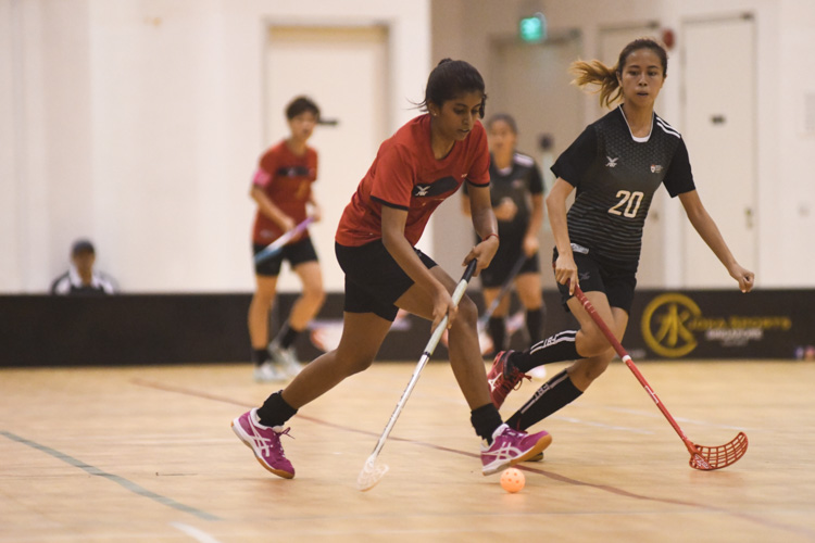 In a top-of-the-table clash, NTU cruised to a 5-0 victory over TP to book their place in the semi-final. (Photo 1 © Stefanus Ian/Red Sports)