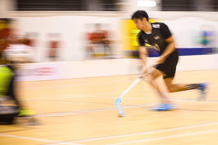 NTU put on an offensive exhibition as they demolished Team ITE, who were POL-ITE champions, with a 6-0 victory to clinch the IVP title. (Photo 1 © Stefanus Ian)