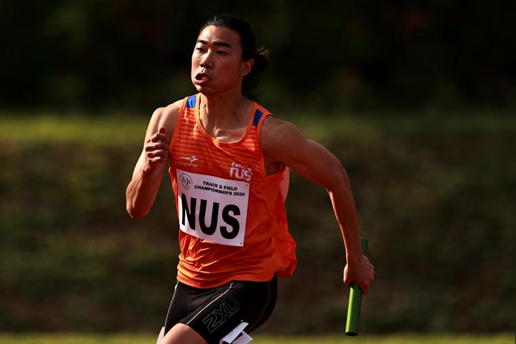 IVP Men's 4x100m relay final