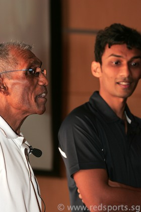 UK Shyam and C Kunalan